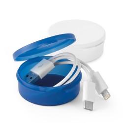 Câble USB 3 en 1. EMMY